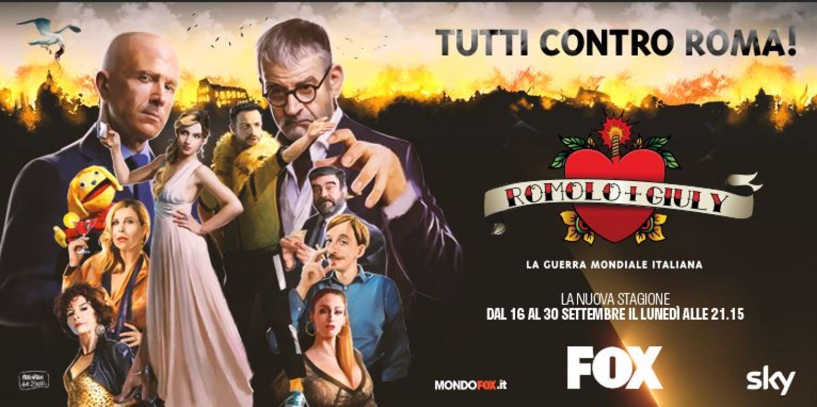Romolo e Giuly stagione 2