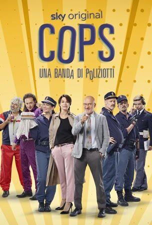 cops locandina